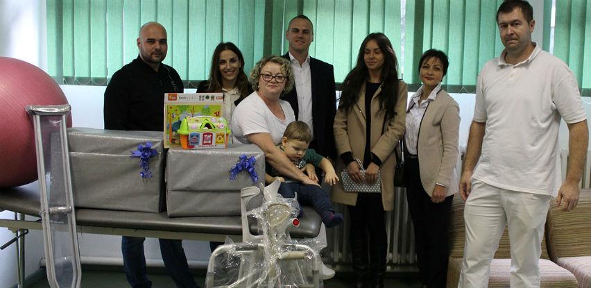Volonterski klub Holdine i Energopetrola posjetio Lječilište Reumal