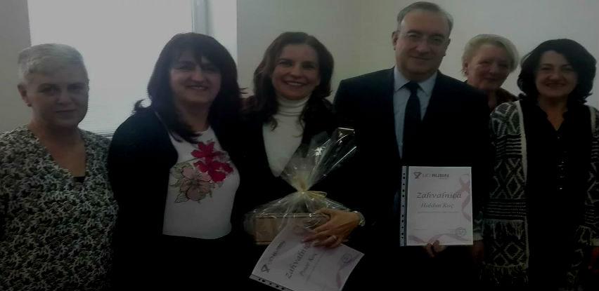 Ambasador Republike Turske u BiH donirao 80 ultrazvučnih pregleda dojke