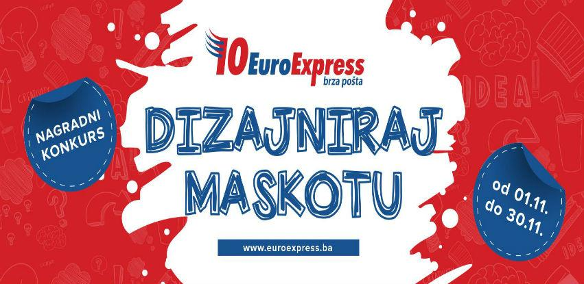 Nagradni konkurs za novu maskotu EuroExpress brze pošte