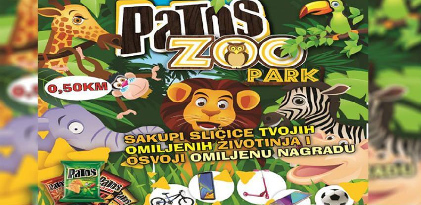 VELIKA NAGRADNA IGRA! Patos Zoo park!