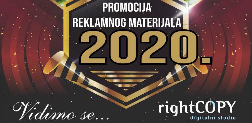Right Copy Vas poziva na promociju novogodišnjeg promotivnog materijala