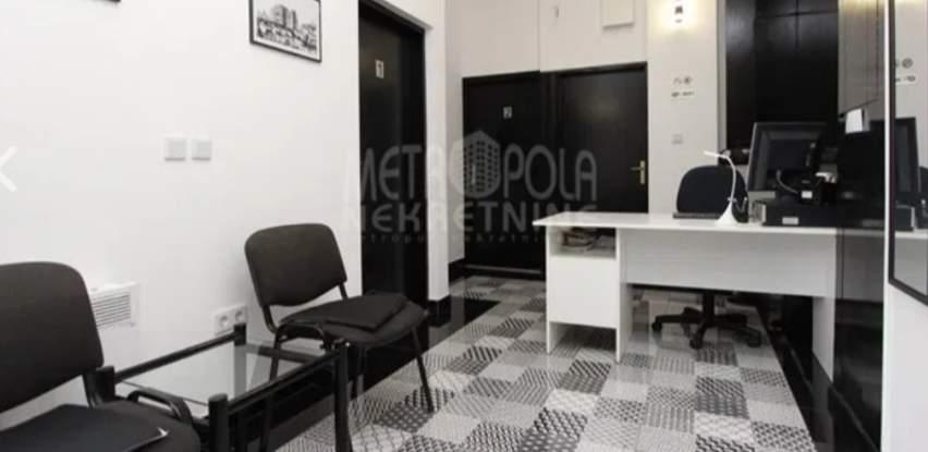 Metropola nekretnine: Potpuno renoviran poslovni prostor