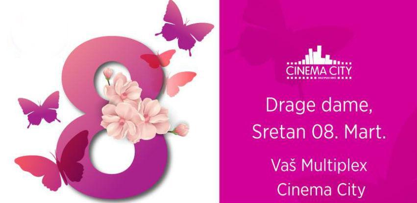 Povedi prijateljicu u kino i zajedno proslavite 8.mart!