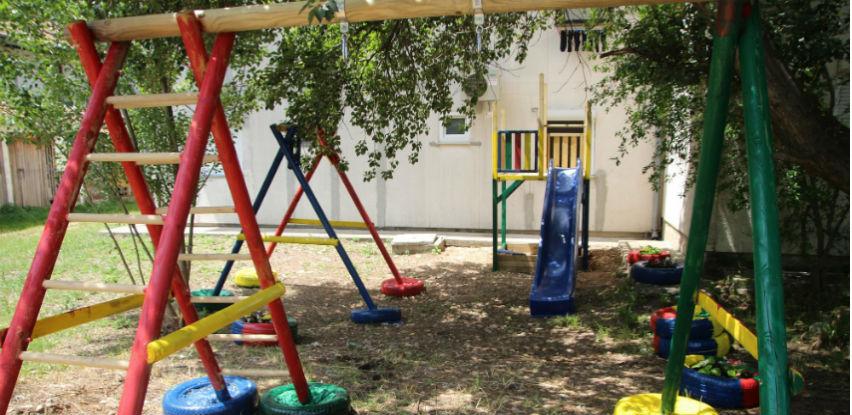 Atlantbh opremio dječije igralište u Mostaru