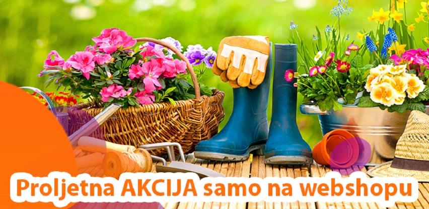 Super proljetna AKCIJA samo na webshopu BH Telecoma