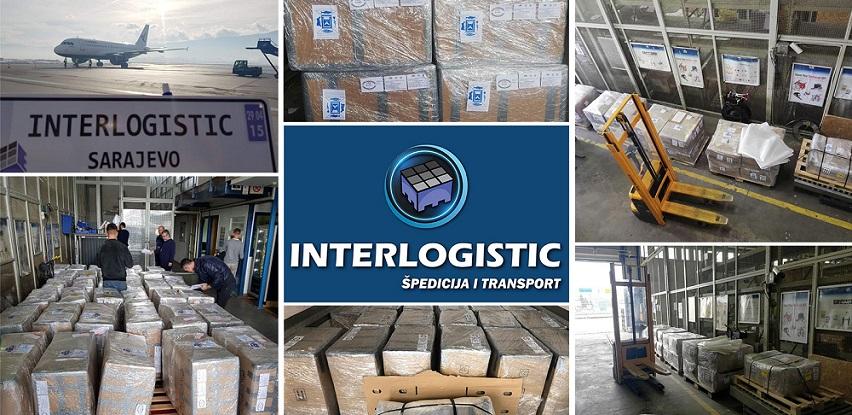 Interlogistic Sarajevo - Air cargo transport