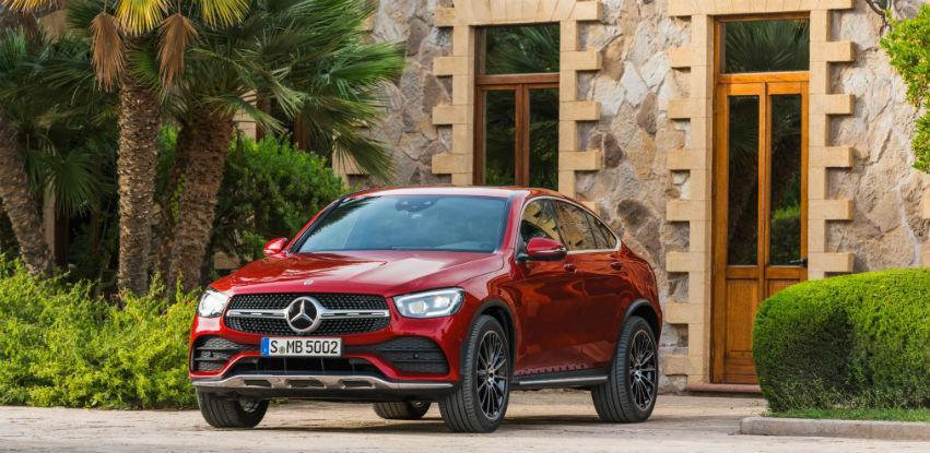 Novi Mercedes-Benz GLC Coupe pokreću odvažnost, želja za brzinom i radoznalost