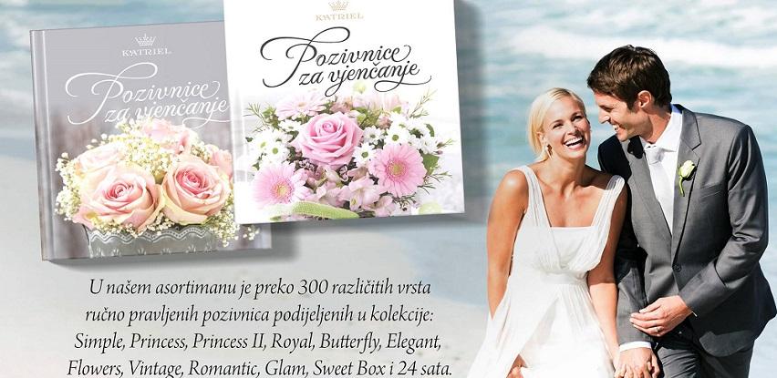 Želite da Vaše pozivnice za vjenčanje ostanu upamćene?