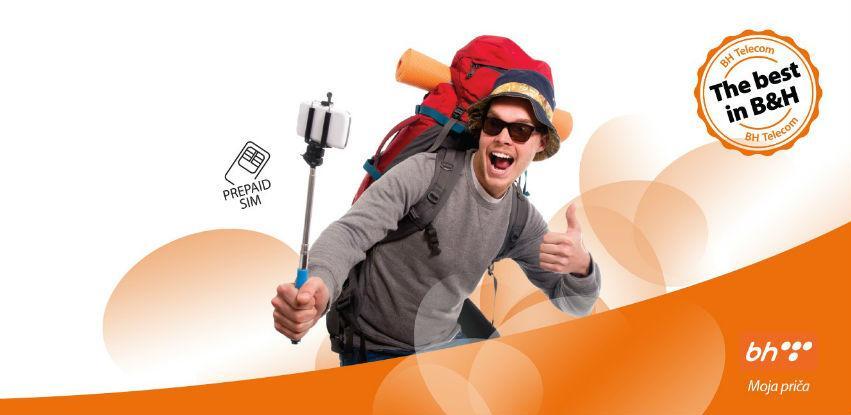 Nova promotivna akcija Ultra Tourist Start paketa BH Telecoma