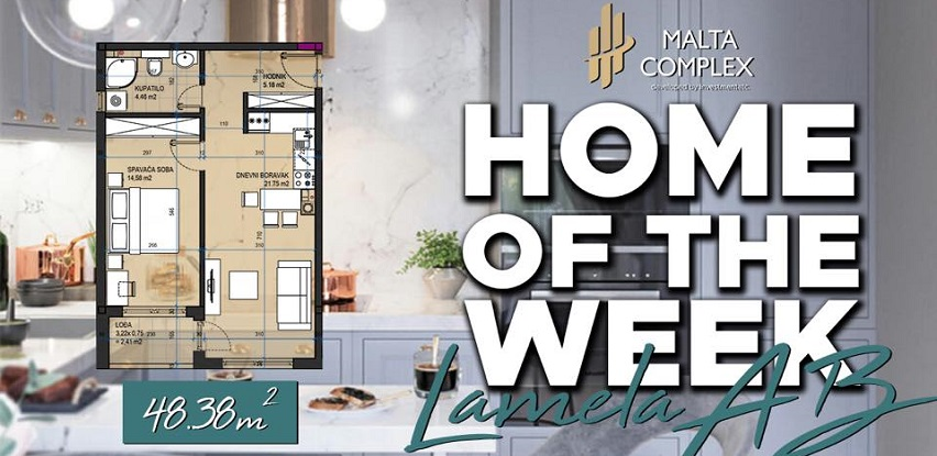 HOME of the WEEK!