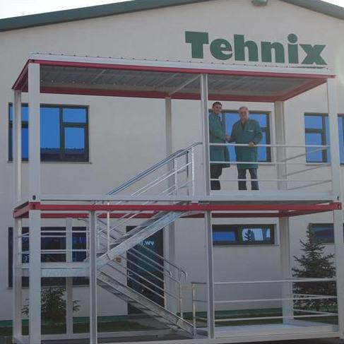 Kompanija Tehnix proširuje asortiman kontejnerskih proizvoda
