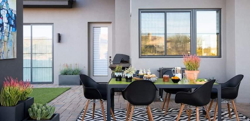 Prozori T50 estetski su uklopivi bilo na stambenim ili poslovnim objektima