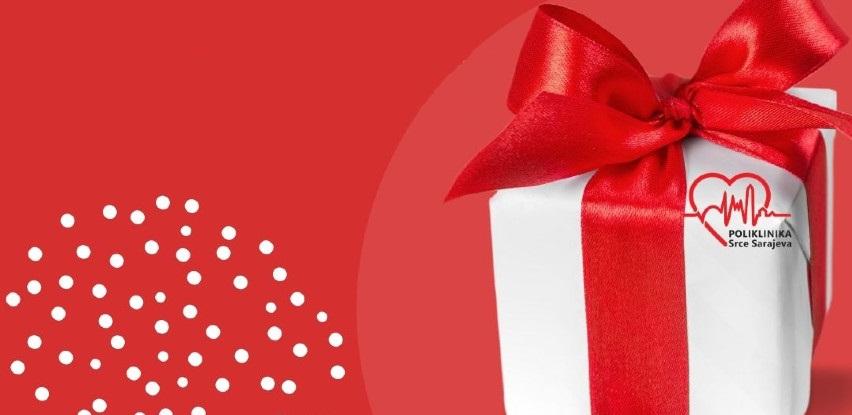 Poliklinika Srce Sarajeva: Rezervišite do kraja godine svoj novogodišnji paket!