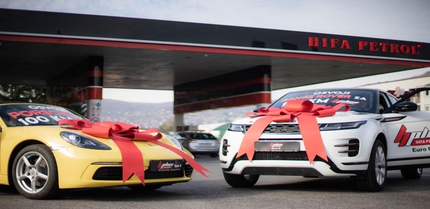 Uručeni Porsche i Range Rover - glavne nagrade velike Hifa Petrol nagradne igre