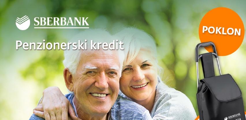 Akcijski uslovi za penzionerski kredit u Sberbank BH