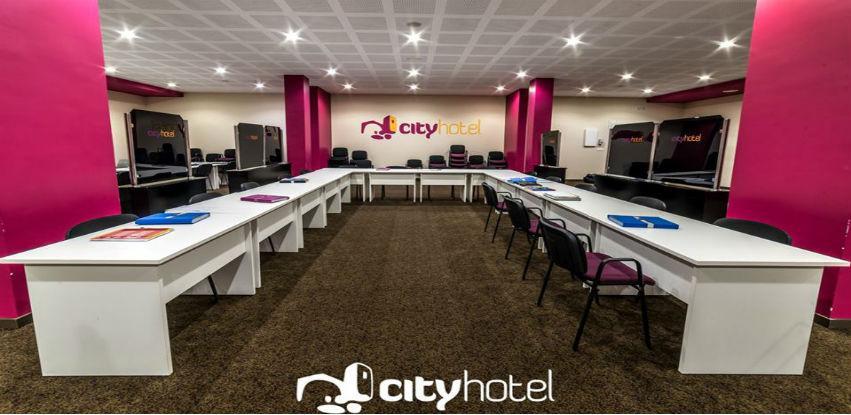 Kongresna dvorana City hotela predstavlja izvrstan izbor za održavanje događanj