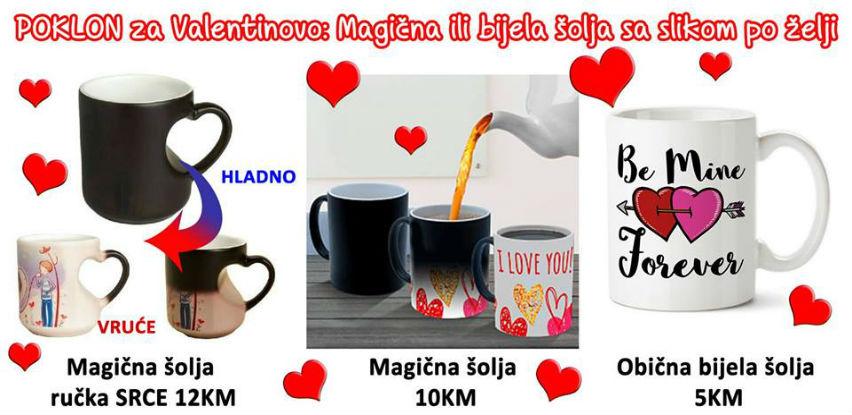 Raznovrsna ponuda firme Pamuk Sarajevo za Valentinovo!!!