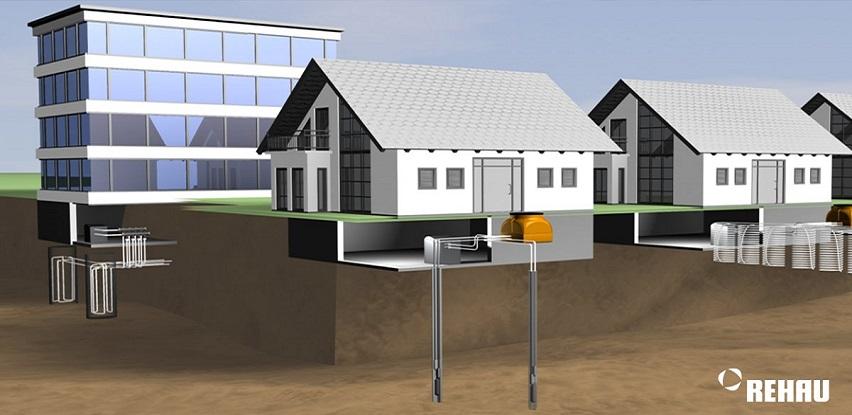 Geotermalni sistem RAUGEO – grijanje na ekonomičan i ekološki prihvatljiv način