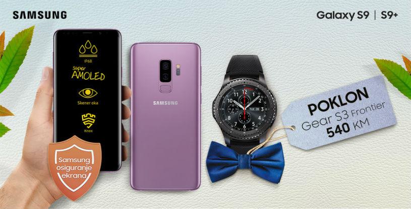 Super Akcija Samsung S9/S9+ u Domod-u