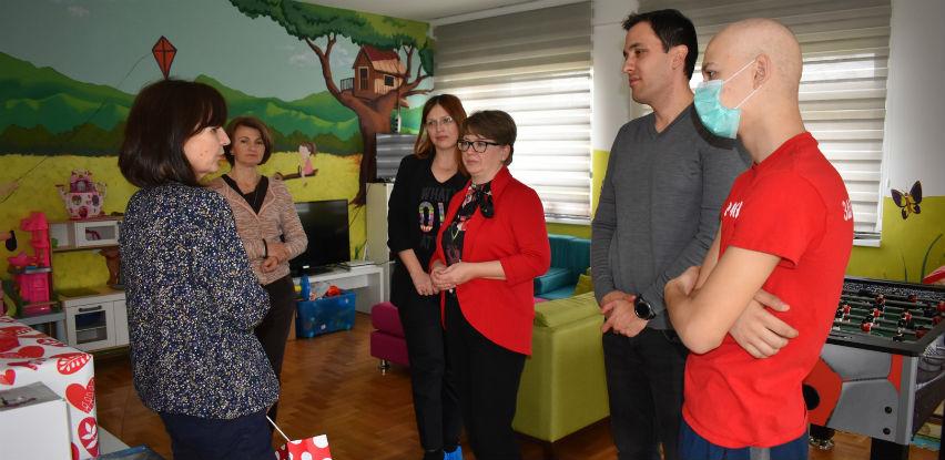 Donacija igračaka Roditeljskoj kući u Banjaluci