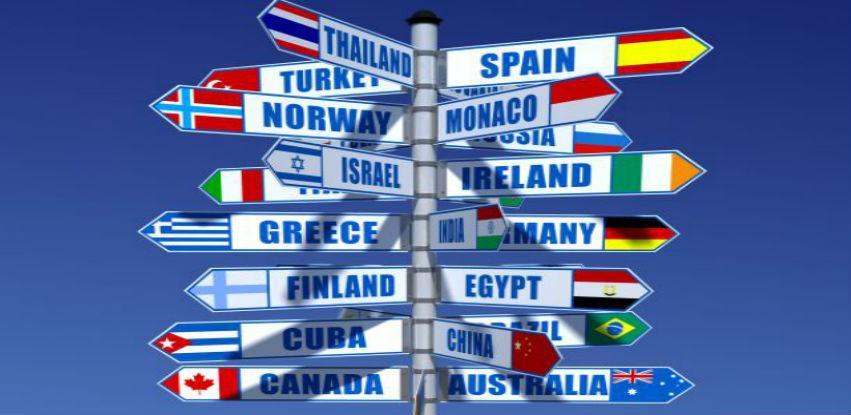Vrlo jednostavno rezervišite smještaj u 140 zemalja svijeta