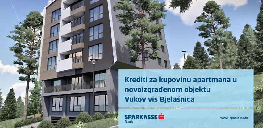 Kreditna linija Sparkasse banke za kupovinu apartmana