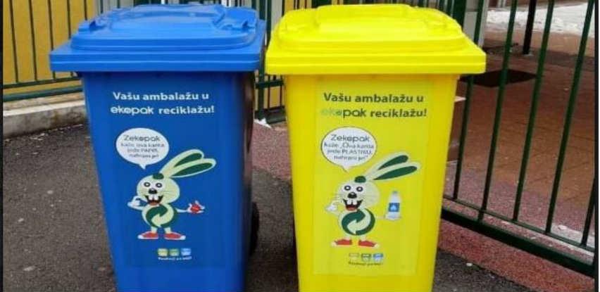 """Ekopak podržao akciju """"Zajedno - mali i veliki čuvari okoliša u općini Centar"""""""