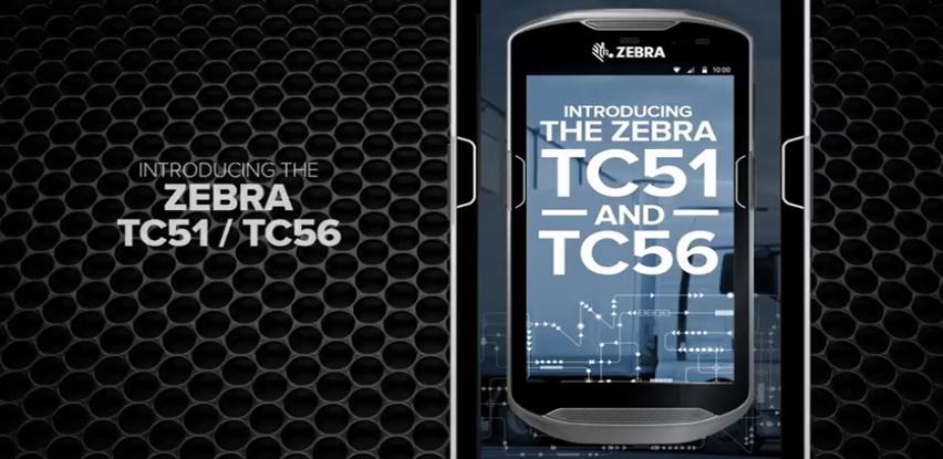 Novi Zebra TC51 i TC56 uređaji  - robustni i jednostavni za korištenje!