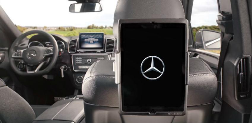 Putujte sa stilom uz dodatnu Mercedes Benz opremu