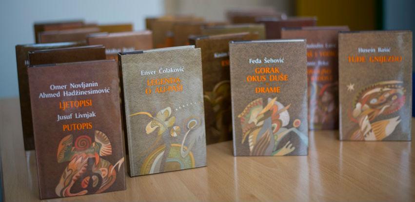 Općina Hadžići ponovo donacijom knjiga podržala obrazovanje mladih