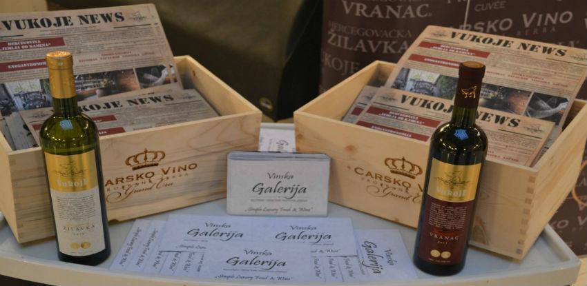 Tradicionalne sorte: Hercegovačka žilavka Vukoje®