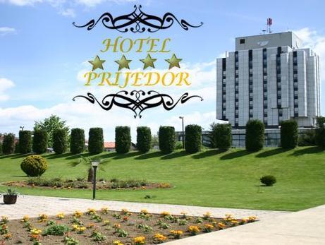 Hotel Prijedor: Div na rijeci Sani