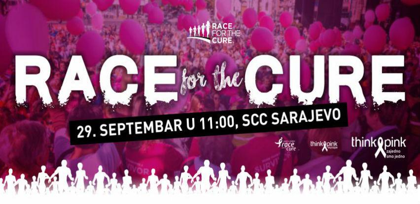 Podrška Addiko banke projektu Race for the cure