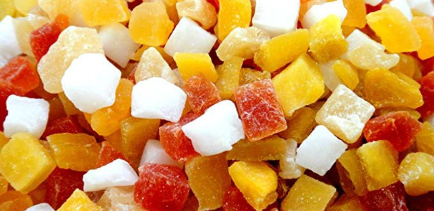 Novi Sanday caribbean mix - Mix je najukusnijeg egzotičnog voća