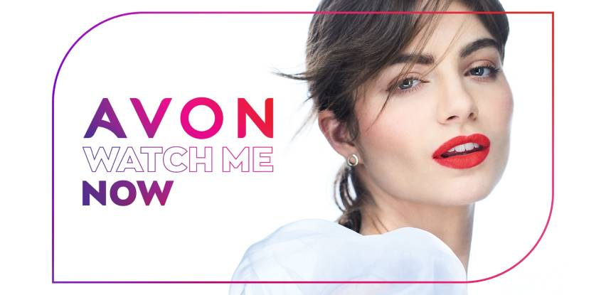Avon predstavlja novi identitet brenda: WATCH ME NOW!