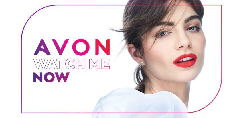 Avon predstavlja novi identitet brenda: WATCH ME NOW!