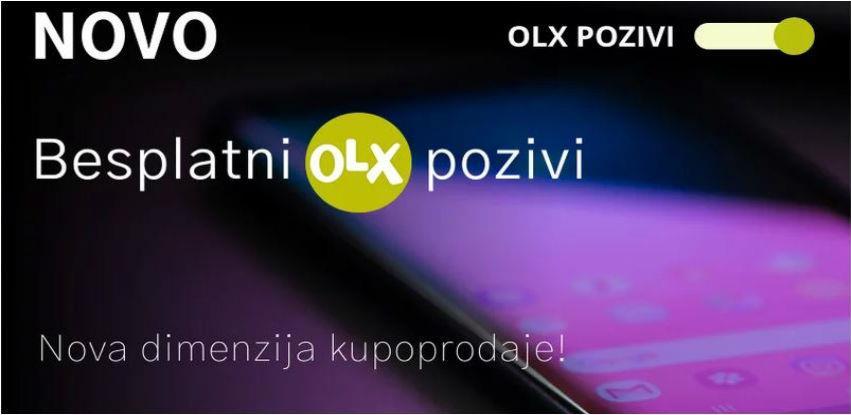Besplatni pozivi unutar OLX aplikacije