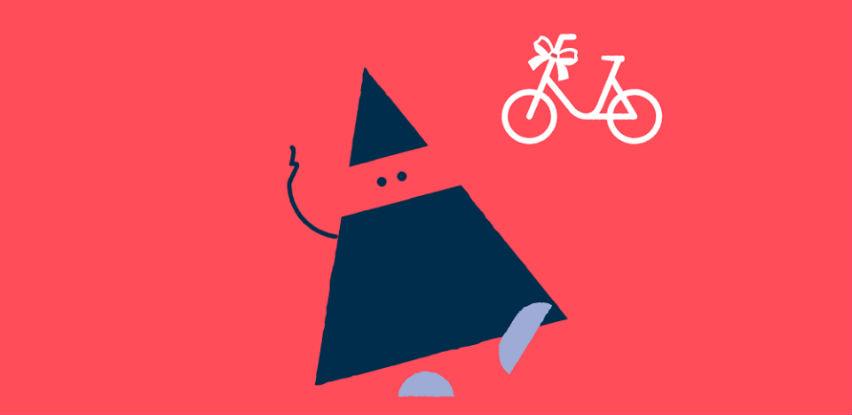 71 bicikl za najsretnije klijente Addiko Banke