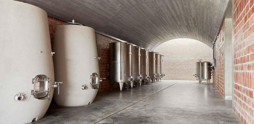 ACO rješenja za odvodnju u industriji vina