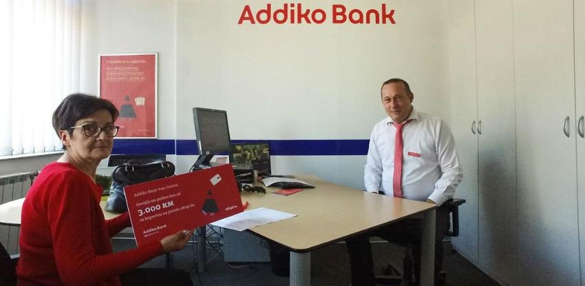 Addiko banka nagradila korisnike Mastercard kartica