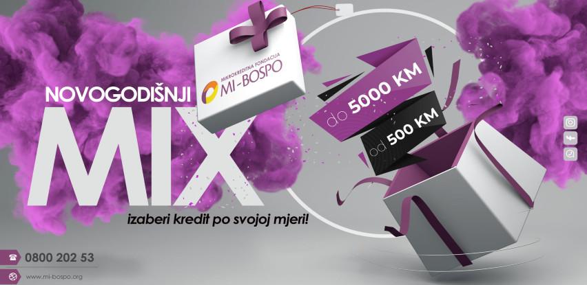 MKF MI Bospo: Izaberi kredit po svojoj mjeri!