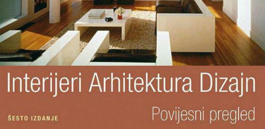 Naklada Mate predstavlja novu knjigu Interijeri Arhitektura Dizajn