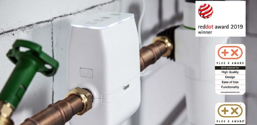 Kompanija REHAU je razvila sistem za kontrolu vode u domaćinstvima (Foto)