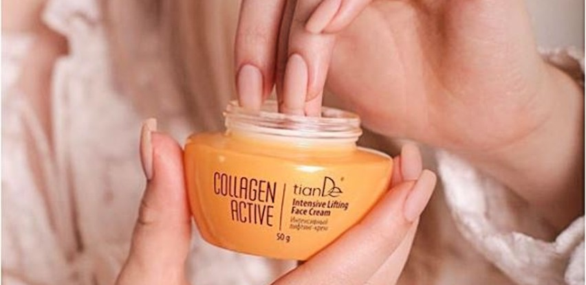 tianDe predstavlja Collagen Active kremu za lice