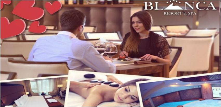 Vrijeme je za ljubav u hotelu Blanca Resort&Spa