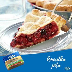 Američka pita - Mmmmm, vrijedna pravljenja!