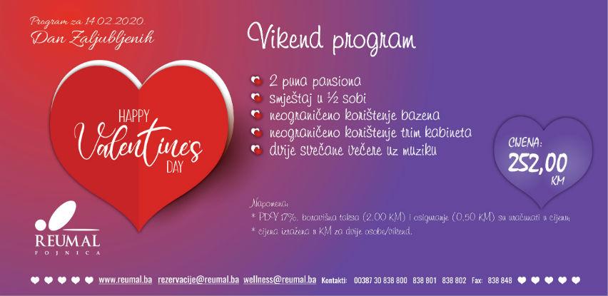 Dan zaljubljenih u Reumalu