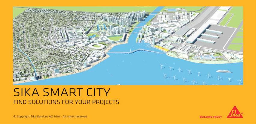 SikaSmart City - Rješenja za različite tipove projekata