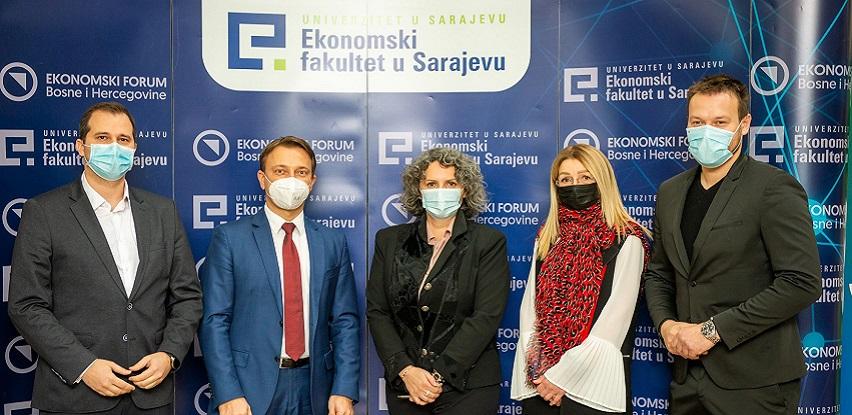 AmCham u BiH i Ekonomski fakultet u Sarajevu potpisali sporazum o saradnji