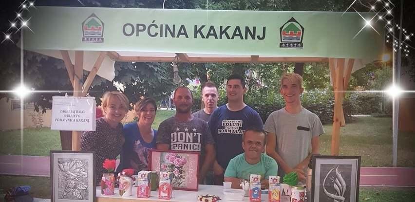 "Općina Kakanj podržava rad uposlenika kakanjske radionice ""Zagrljaj"" (Foto)"